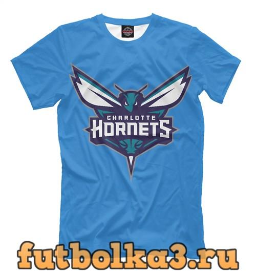 Футболка Charlotte hornets мужская