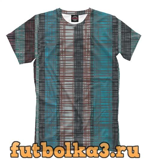 Футболка Checkered мужская