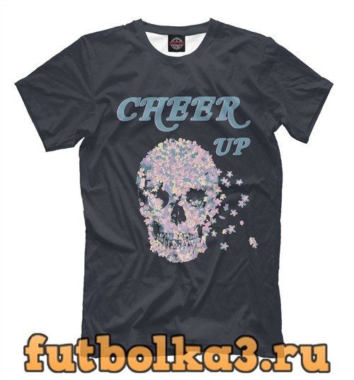 Футболка Cheer up мужская