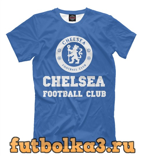 Футболка Chelsea fc мужская
