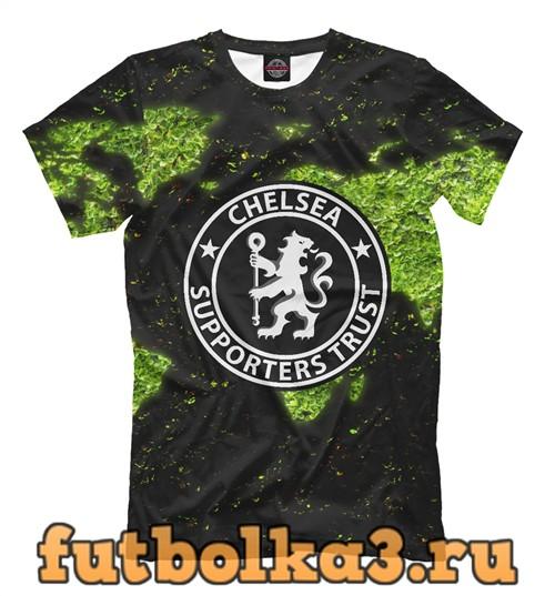 Футболка Chelsea in world мужская