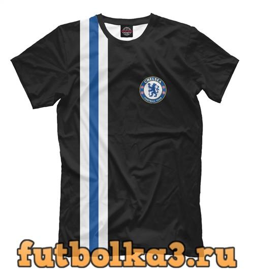 Футболка Chelsea / line collection 2 мужская
