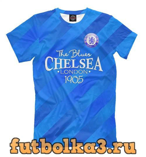 Футболка Chelsea-the blues мужская