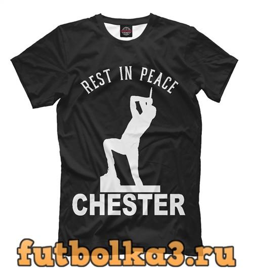 Футболка Chester мужская