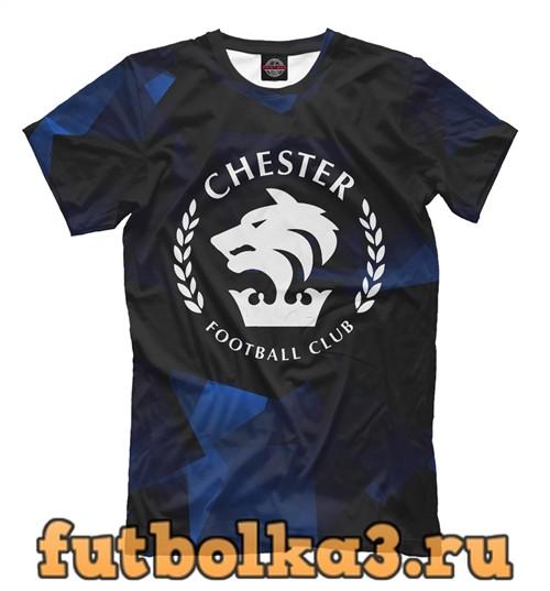 Футболка Chester fc мужская