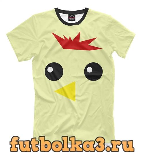 Футболка Chicken мужская