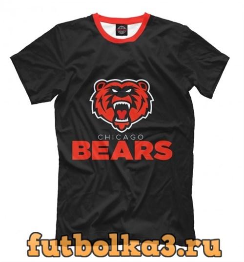 Футболка Chikago-BEARS мужская