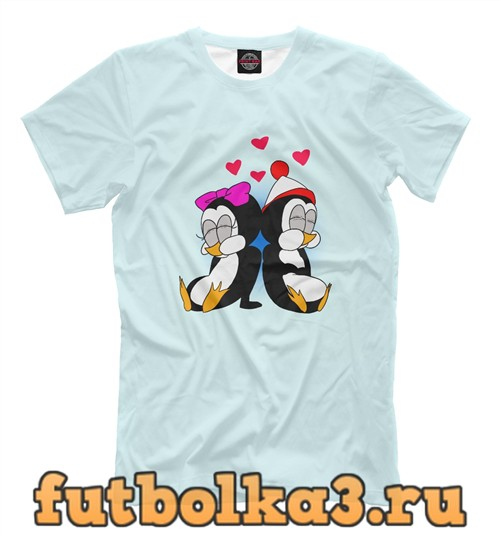 Футболка Chilly willy мужская