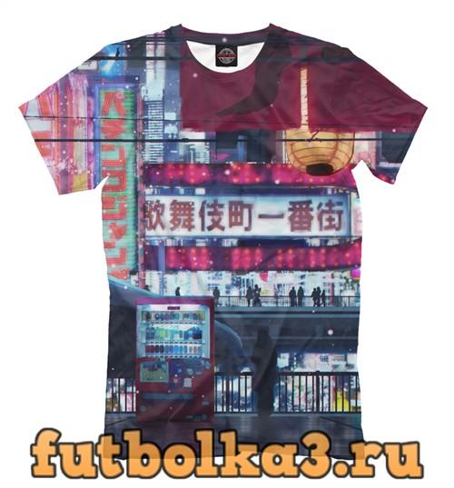 Футболка China street мужская