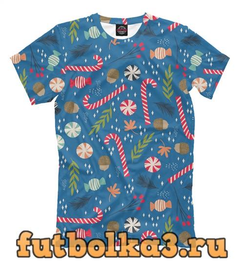 Футболка Christmas collection 2019 мужская