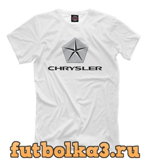 Футболка Chrysler мужская