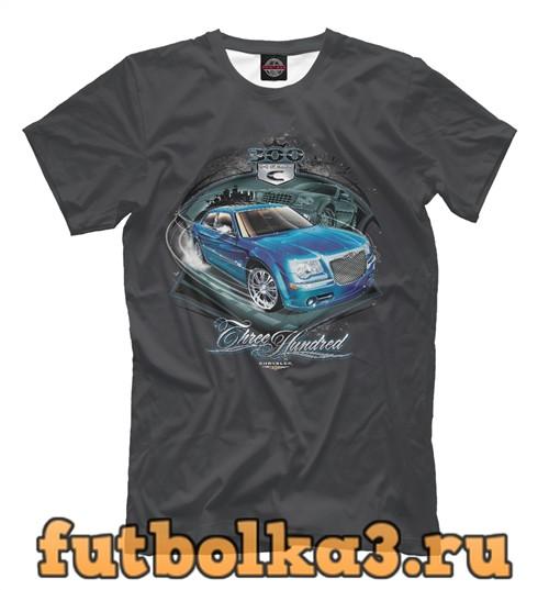 Футболка Chrysler 300 мужская