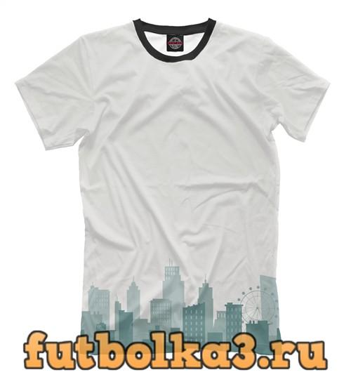Футболка City мужская