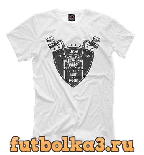 Футболка Classic#2 мужская