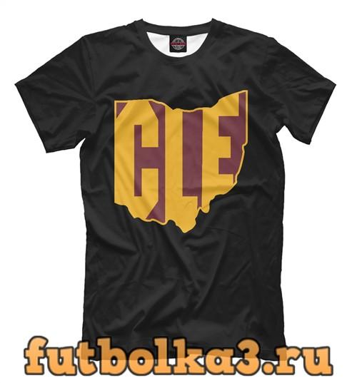 Футболка Cleveland мужская