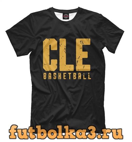 Футболка Cleveland basketball мужская