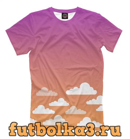 Футболка Clouds мужская