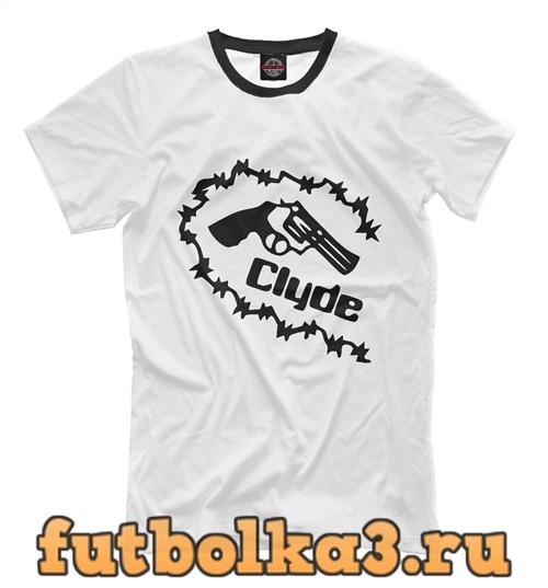 Футболка Clyde мужская