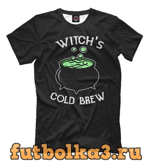Футболка Cold brew мужская