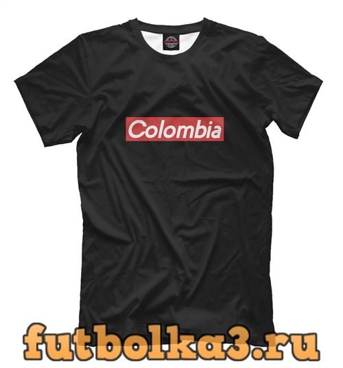 Футболка Colombia мужская