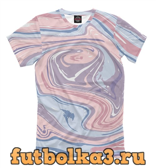 Футболка Color abstraction мужская