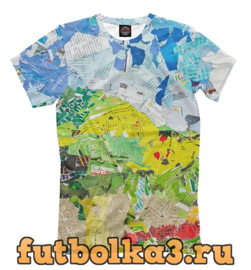 Футболка Color collage мужская