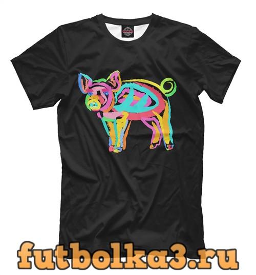 Футболка Color pig мужская