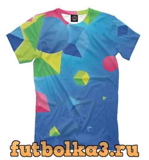 Футболка Color science мужская