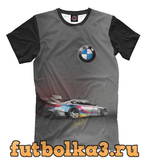 Футболка Color sketch мужская