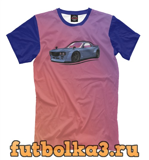 Футболка Colorcar мужская