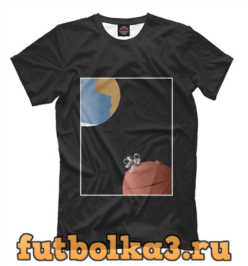 Футболка Colorful мужская