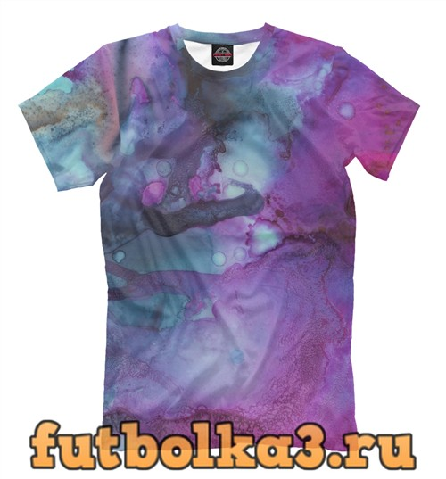 Футболка Colors abstract мужская