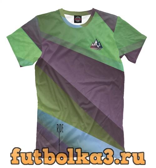 Футболка Colors trailz мужская