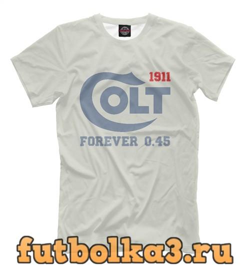 Футболка Colt 1911 мужская