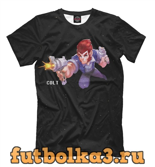 Футболка Colt мужская