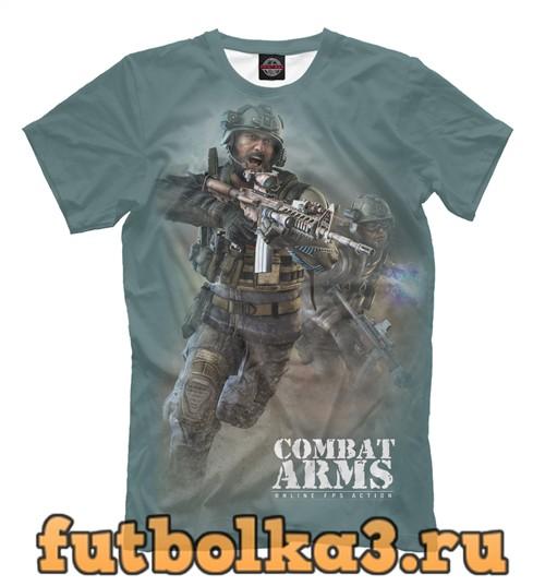 Футболка Combat arms мужская