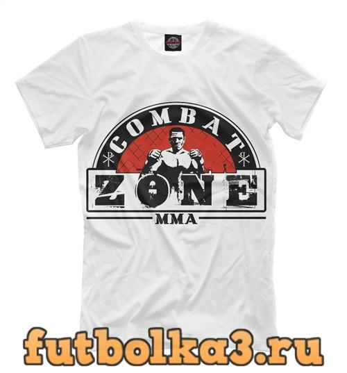 Футболка Combat zona мужская