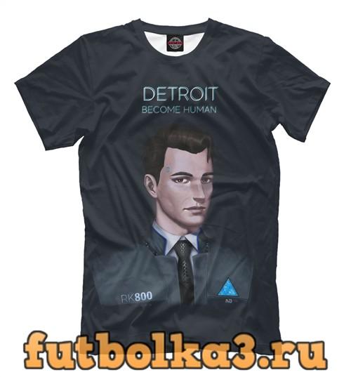 Футболка Connor rk800 / detroit: become human мужская