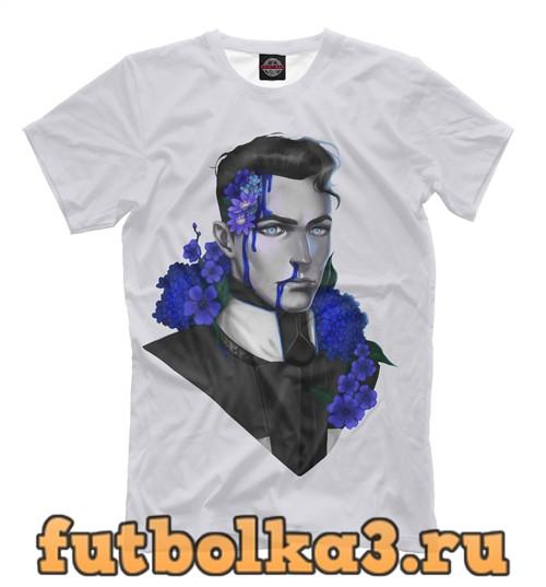 Футболка Connor rk900 / detroit: become human мужская