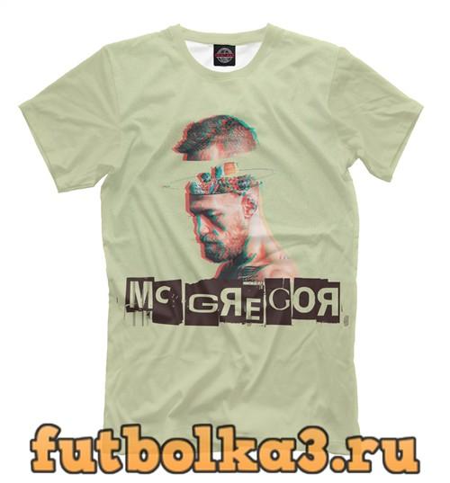 Футболка Conor mcgregor psychedelic мужская