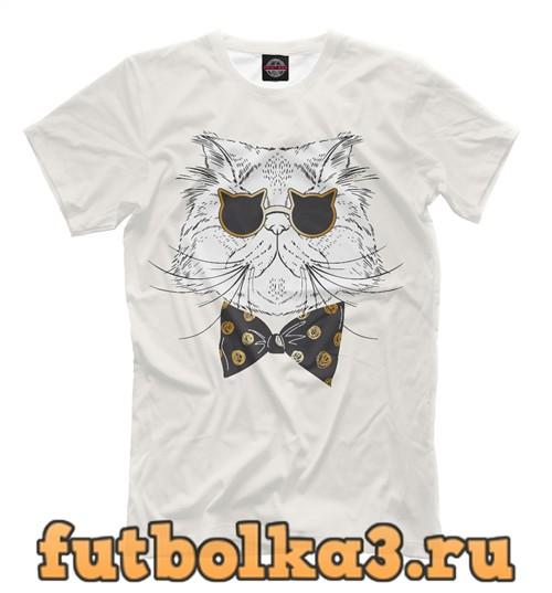 Футболка Cool cat мужская