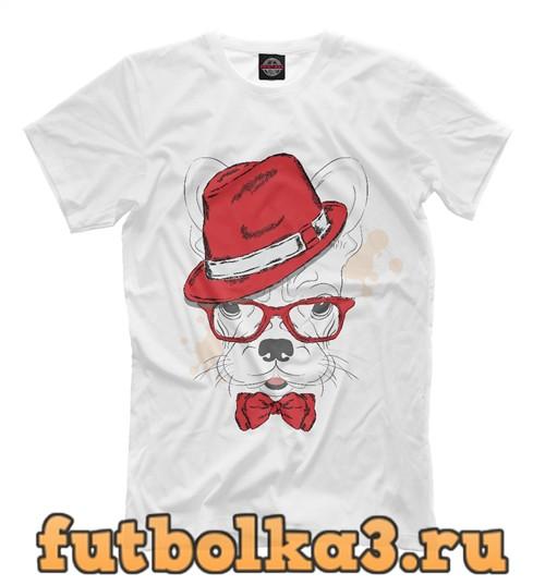 Футболка Cool dog мужская