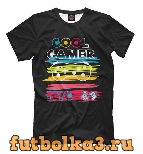 Футболка Cool gamer мужская