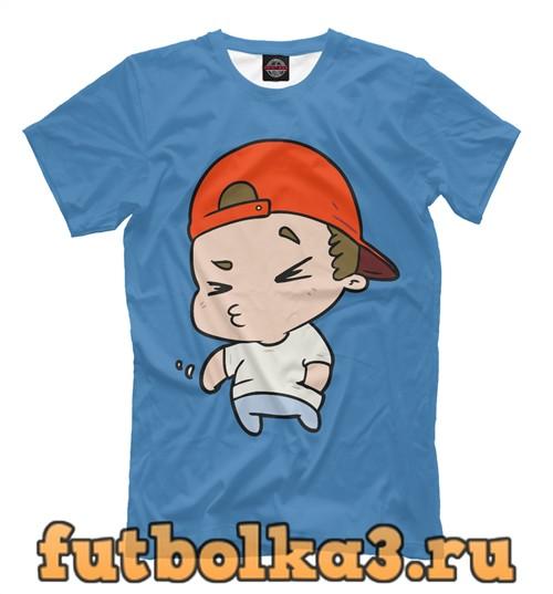 Футболка Cool kid мужская