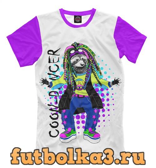 Футболка Coon-dancer мужская