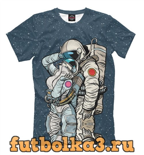 Футболка Cosmic love мужская