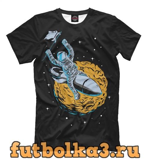 Футболка Cosmonaut мужская