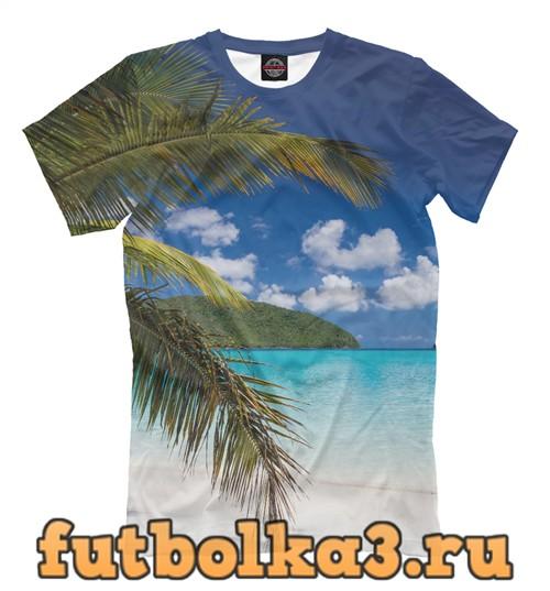 Футболка Costa rica мужская