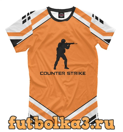 Футболка Counter strike asiimov мужская
