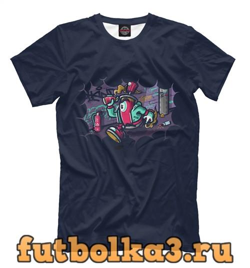 Футболка Cover мужская